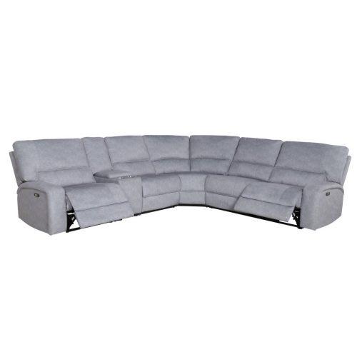 vol berl 02 2 500x500 - Berlin Fabric Corner Module - Light Grey