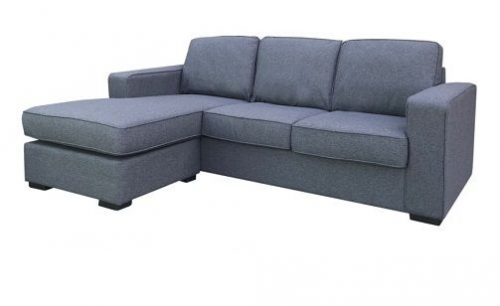 Maxwell chaise 500x306 - Maxwell 3 Seater Chaise - Charcoal