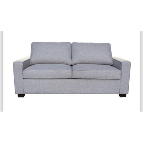 Maxwell sofa bed 500x500 - Maxwell Sofa Bed - Grey