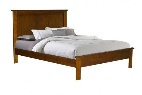Tyler 500x333 - Tyler Timber Bed Frame - Queen