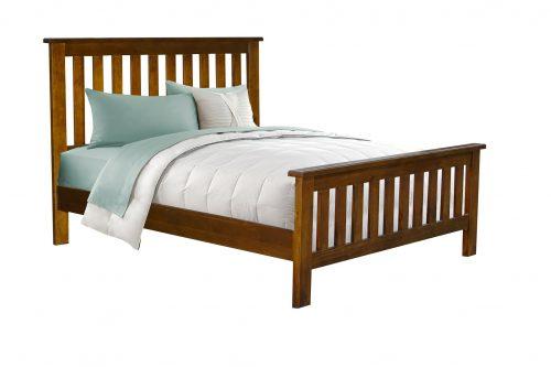 Webster 500x333 - Webster Timber Bed Frame - Queen