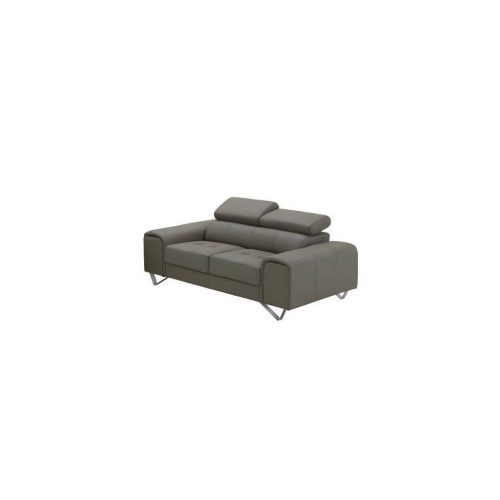 v 2126 2s sand 500x500 - Bellagio 2 Seater Leather Sofa - Sand