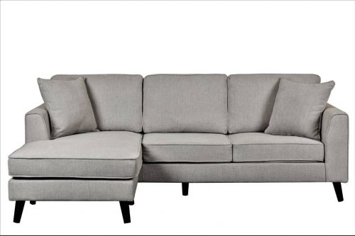 vol mntr 01 1 500x333 - Montrose 3 Seater with Reversible Chaise - Light Grey Fabric