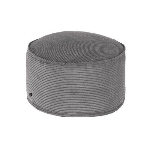 AA6212LN15 0 500x500 - Blok Round Ottoman - Grey Corduroy
