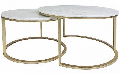 Eden 500x309 - Eden Marble Coffee Table Set