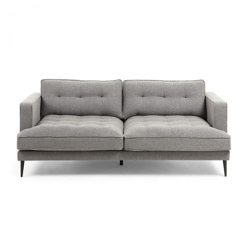 S489PK03 1 500x500 - Vinny Fabric 3 Seater Sofa - Light Grey