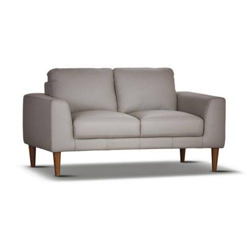 com jami 02 pew 1 500x500 - Jamison Leather  2 Seater Sofa  - Pewter