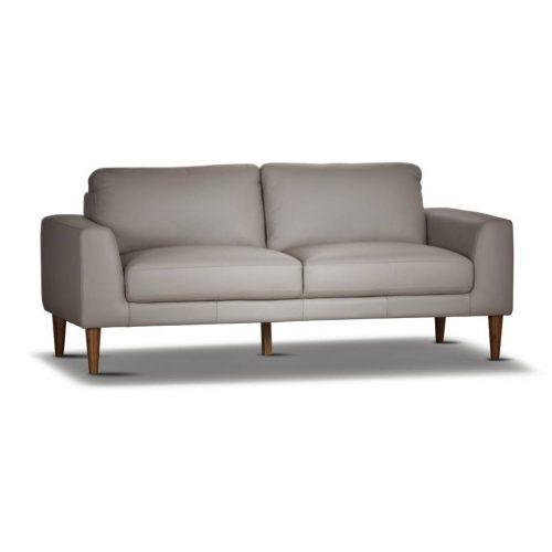 com jami 03 pew 1 500x500 - Jamison Leather 3 Seater Sofa - Pewter