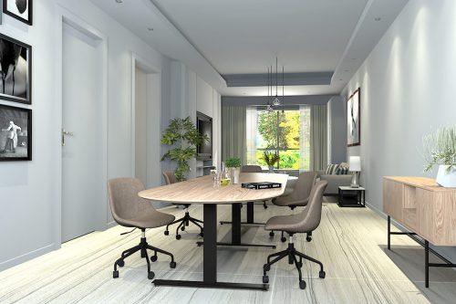 12329 355 074 10 500x333 - Omo Office Chair - Coffee