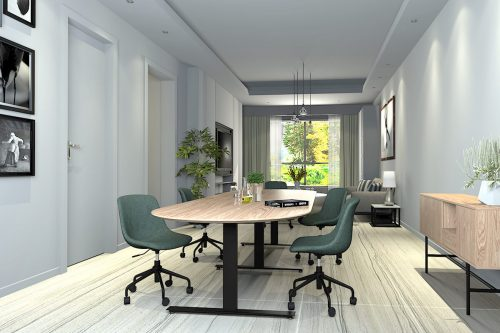 12329 356 074 10 500x333 - Omo Office Chair - Green