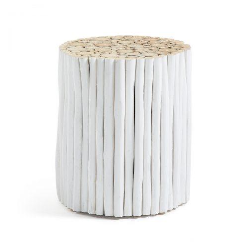 CC0047M05 0 500x500 - Filippo Side Table - White