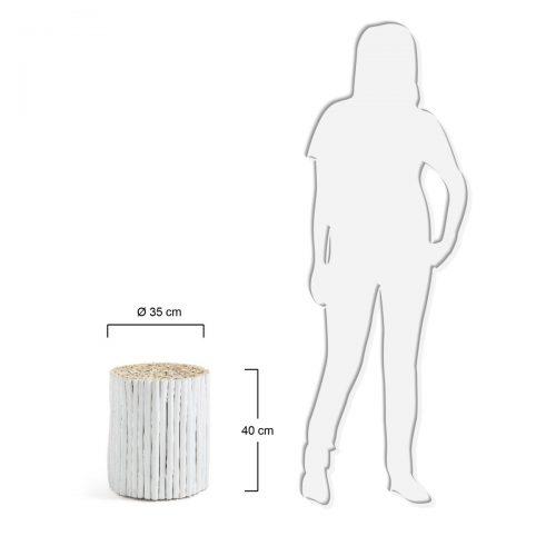 CC0047M05 9 500x500 - Filippo Side Table - White